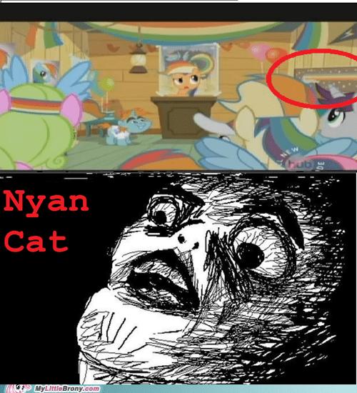 meme,Nyan Cat,nyan dash,rainbow dash