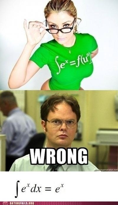 dwight dwight schrute math sex is fun the office We Are Dating - 5484240640