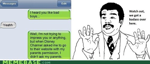 Badass disney parents Rage Comics the coolest dude - 5484320768