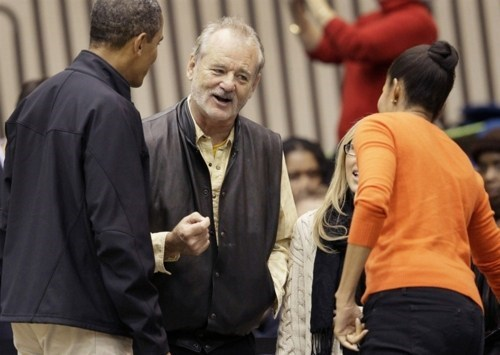 bill murray,FLOTUS,potus,So This Happened
