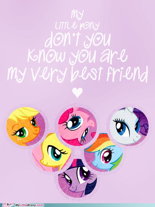 friendship pinkie pie the internets very best friend - 5484823040