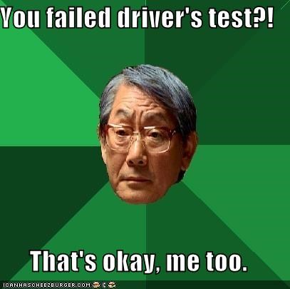 bait and switch driving FAIL high expectations asian dad m night what a tweest