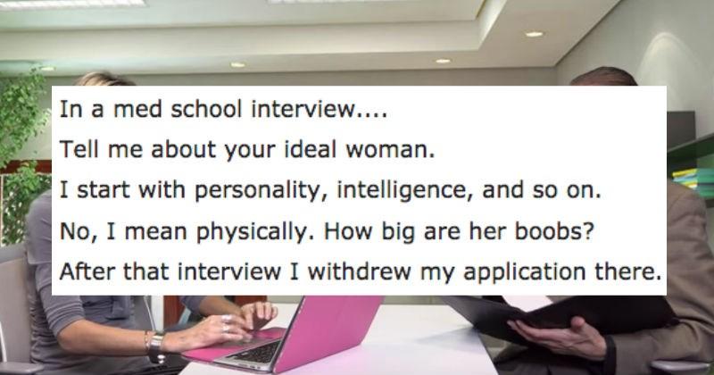 worst job interviews