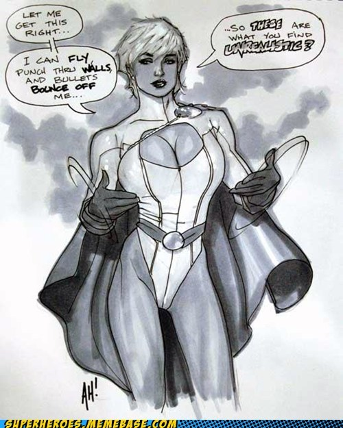 Awesome Art lady bags large power girl unattractive - 5485570560