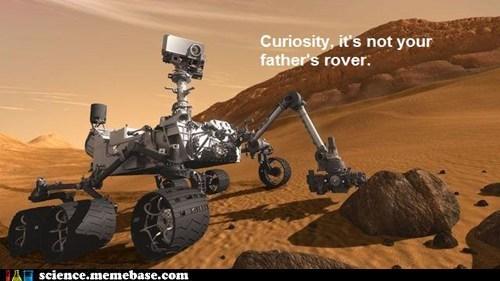 curiosity land rover Mars nasa Rocket Science - 5488656640