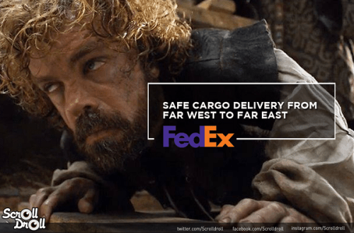 daenerys,Game of Thrones,season 5,advertisements,tyrion lannister