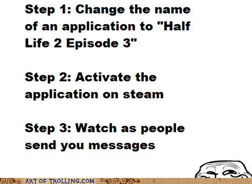 episode 3,half-life 2,steam,video games