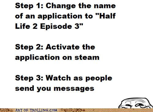 episode 3 half-life 2 steam video games - 5489964544