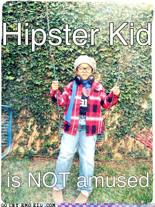 hipster,hipsterlulz,judging,not amused
