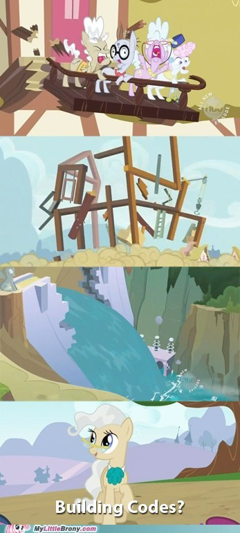 building codes,comics,hero,mayor,ponyville,taxes