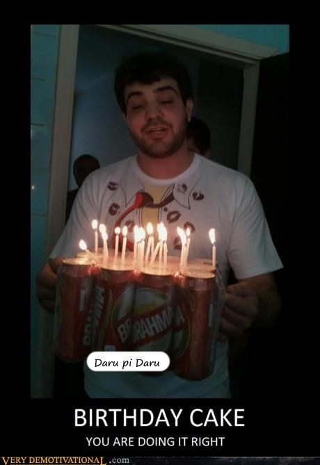beer,birthday cake,good idea,hilarious