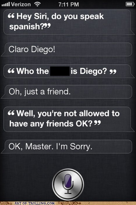 diego iphone siri