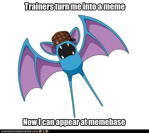 Trainers turn me into a meme Now I can appear at memebase