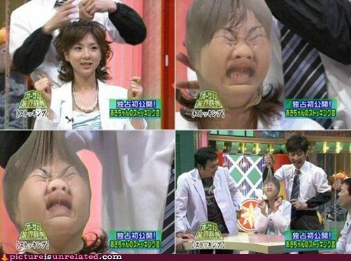 game show,head,Japan,too much,wtf