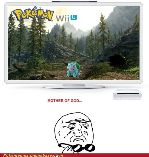 Game Freak,mother of god,nintendo,please,toys-games,video games,wii U