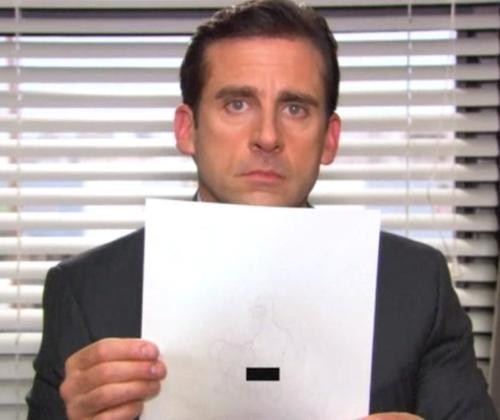 Dunder Mifflin Reverse Product Placement staples the office - 5491830016