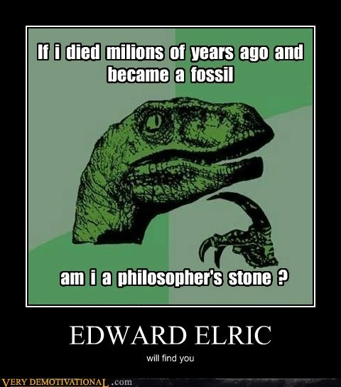 archaeology fossil hilarious philosoraptor - 5492184832