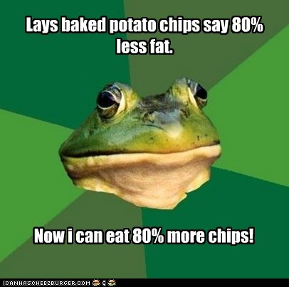 20 chips fat food foul bachelor frog Lays potato - 5492266752