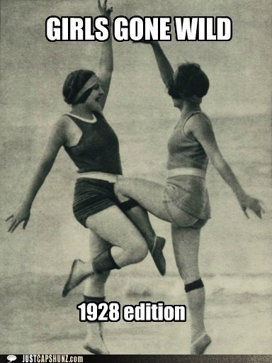 aerobics caption contest girls gone wild vintage women - 5492360192