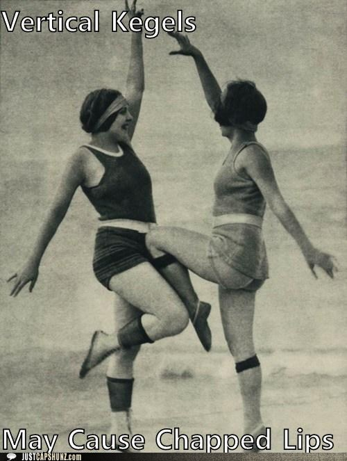 aerobics,caption contest,vintage,women