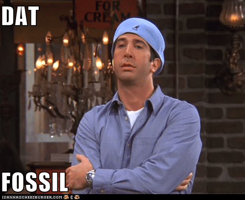 dat ass david schwimmer fossils friends Memes ross gellar - 5492470016