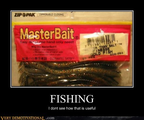 bait fishing good idea hilarious master wtf - 5492675328