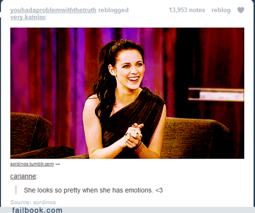 emotions image kristen stewart oh snap pretty tumblr twilight - 5492680448