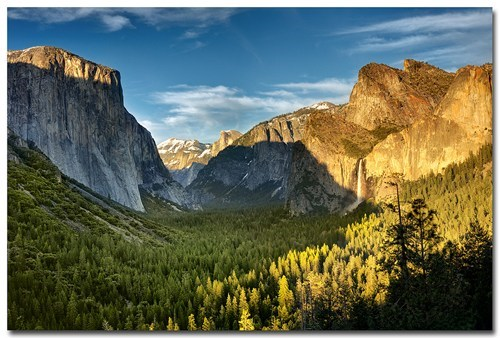 california destination of the week first class ticket Forest north america trees united states valley Yosemite national park - 5492796672
