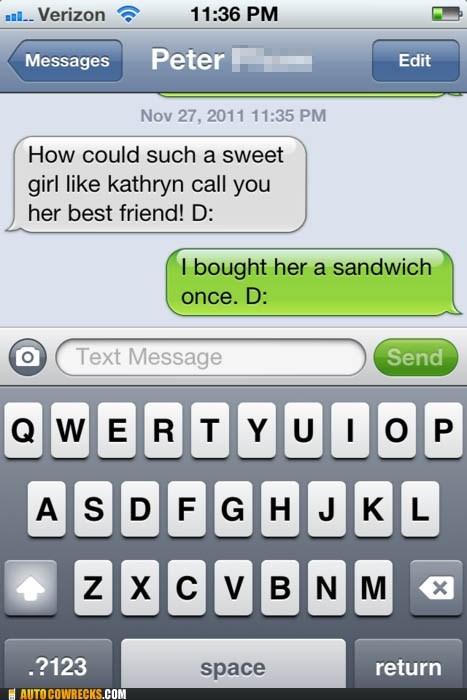 friends friendship sandwich - 5492881664