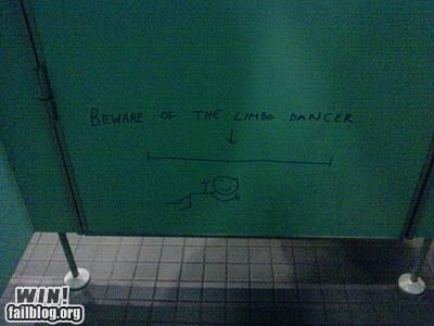 bathroom Bathroom Graffiti Challenge Accepted hacked irl limbo peep - 5492889600