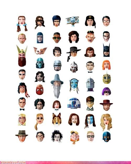 art celeb cool faces Movie - 5493093376