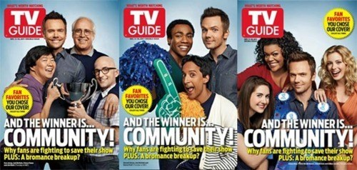 savecommunity community Fan Favorite TV Guide Fan Favorite