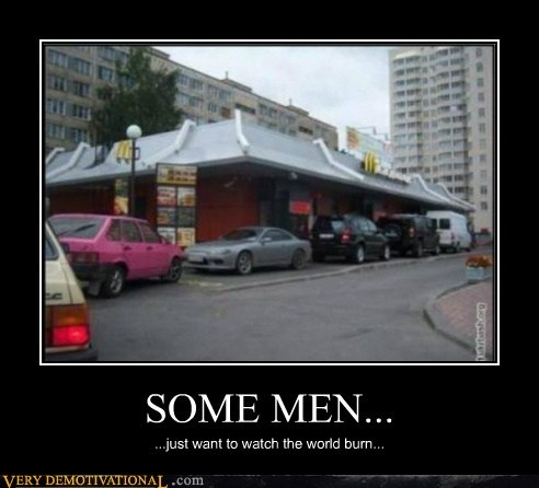 bad drivers burn hilarious McDonald's world - 5493178880