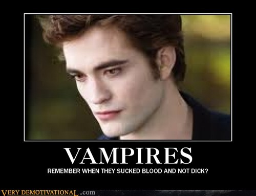 edward hilarious sucked twilight vampires - 5493535488