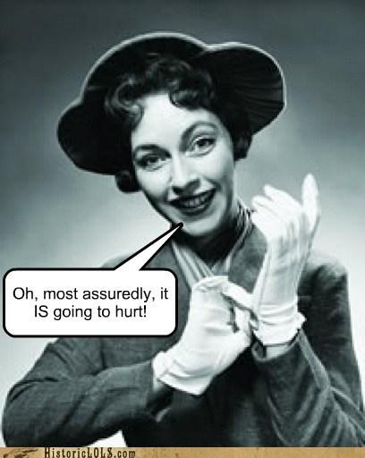 historic lols thats-a-bummer-man vintage woman - 5493616640