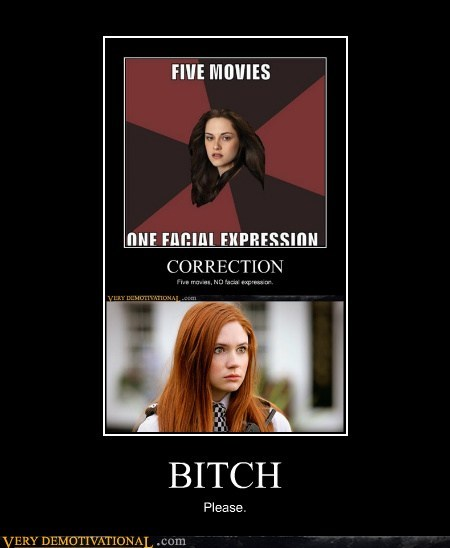 doctor who facial expression hilarious twilight