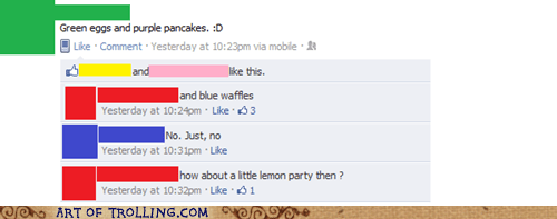 blue waffle,facebook,lemon party,shock sites