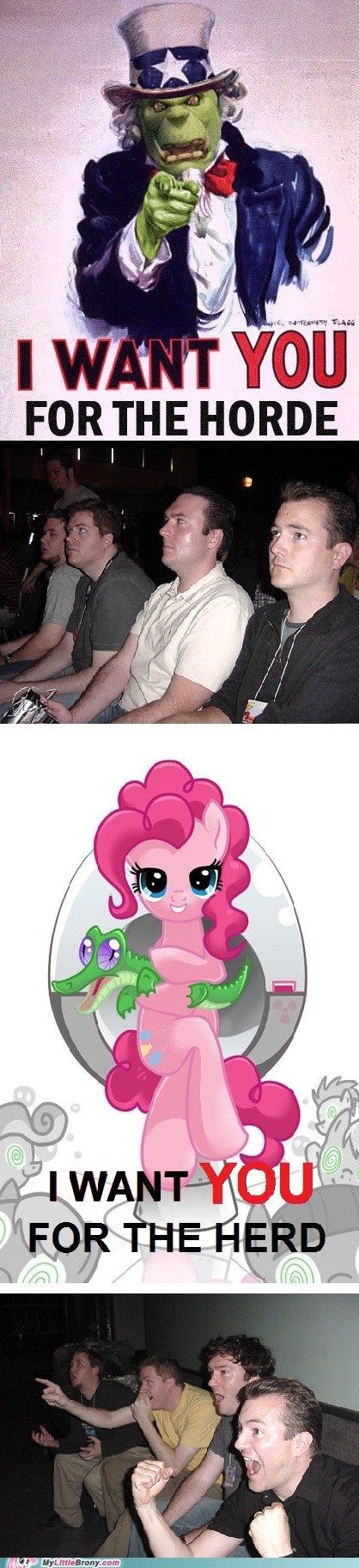 comics for the herd pinkie pie reaction guys - 5495066112