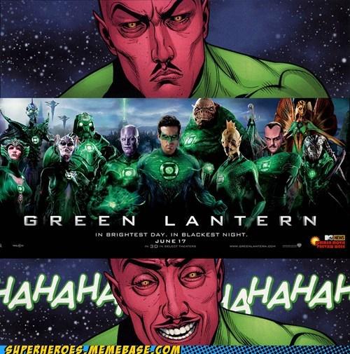 Green lantern hal jordan sinestro Super-Lols - 5495346176