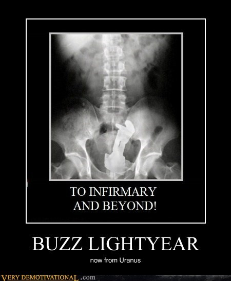 beyond buzz lightyear hilarious infirmary x ray - 5495530752