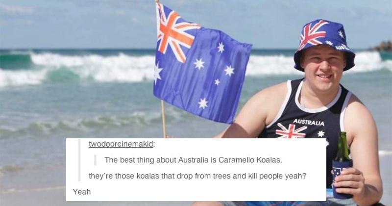 ozzies australia straya Australians straya memes jokes about australia australian slang australia memes patriotic funny memes - 5495557