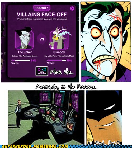 batman joker my little ponies Super-Lols trolling - 5496072960