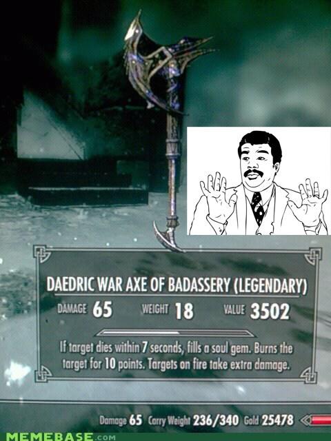 axe Badass professor Rage Comics science - 5496444928