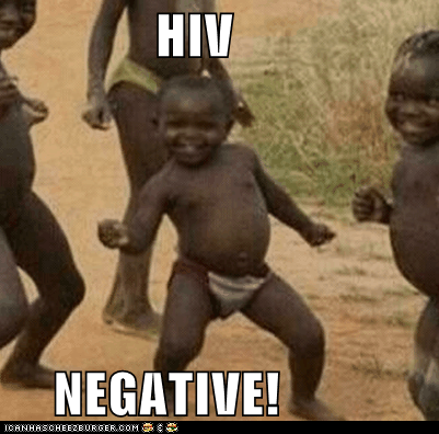 aids,diseases,hiv,negative,Sad,sex,Third World Success Kid