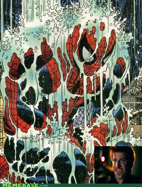 in my pants Spider-Man Super-Lols web yikes - 5496516352