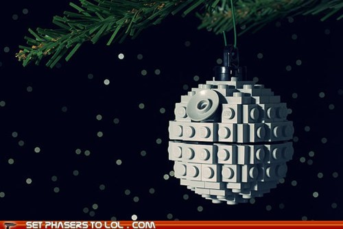 Star Wars Lego Christmas Ornaments