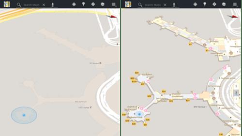 airports,apps,google floor plans,google maps,ikea,indoor google maps,Nerd News,Tech