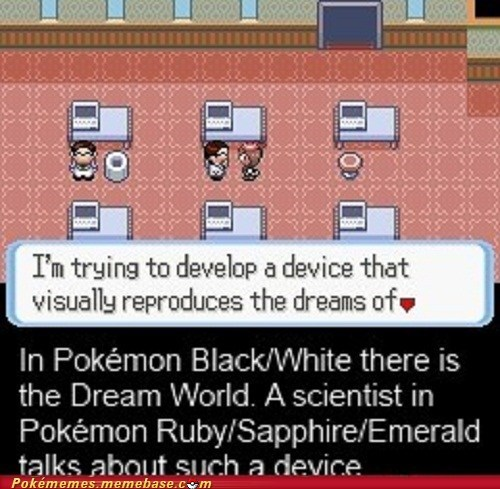 best of week device dream world gameplay pokemon black and white scientist - 5497259520