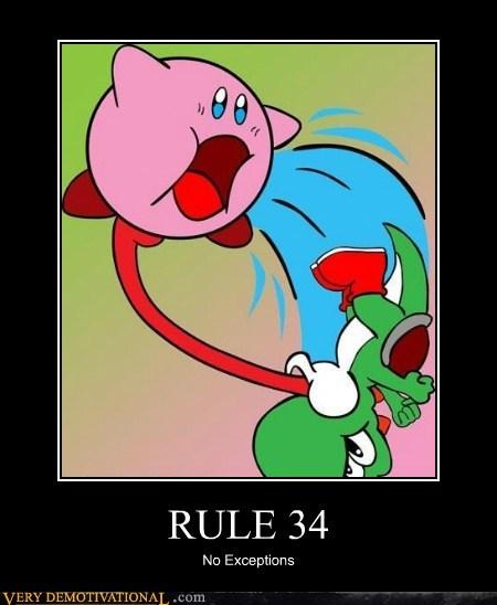 hilarious kirby Rule 34 yoshi - 5497505536