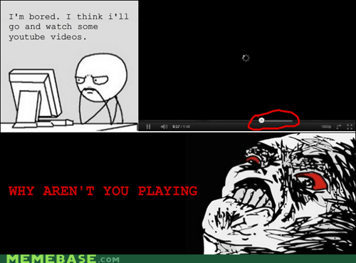 Rage Comics,streaming,Video,youtube